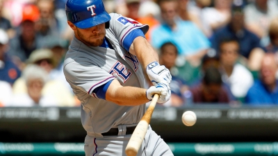 First Base: What Do the Rangers Do Now?