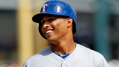 Now Batting First, Leonys Martin?