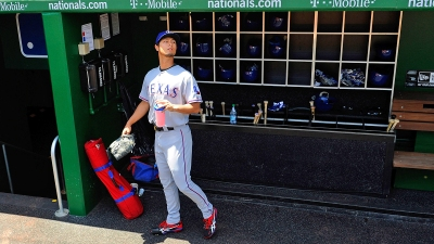 Rangers Move Yu Up in Rotation