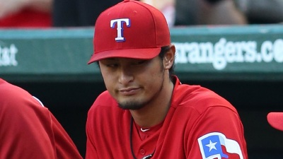 Rain Could Put Darvish in All-Star Game