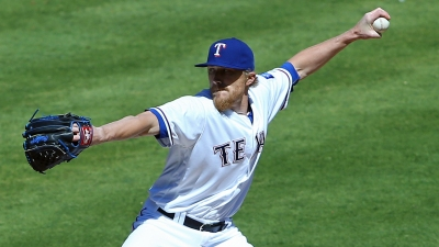 Rangers' Diekman to Miss Half of 2017 Due to Ulcerative Colitis