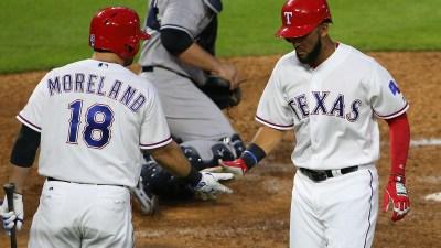 Rangers' Perfect Night Beats Pinstripes, Raindrops