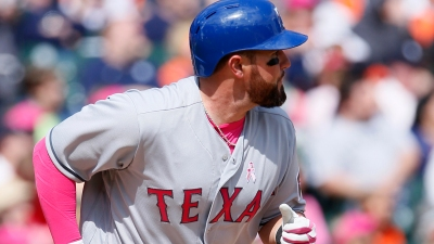 Rangers Catchers Still Going At Ridiculous Clip
