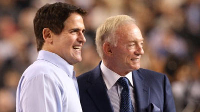Why Mark Cuban Won't Give Jerry Jones Advice