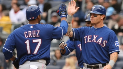 Hamilton, Cruz Homer in Return