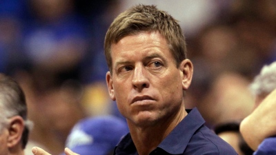 Aikman Leaning Toward Giants
