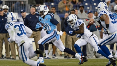 It's Official: Titans Release Chris Johnson
