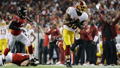 On Deck: Redskins