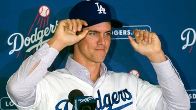 Greinke Reveals Top Reason He's Not a Ranger
