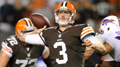 Weeden Holds No Grudge Against Browns