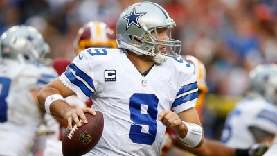 Wise Guys Think Tony Romo is NFL's 14th-Best Quarterback