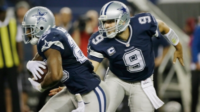 DeMarco Murray Prepared For Busy Monday Night