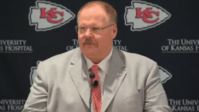 "Andy Reid: Jerry Jones ""a Great Owner"""
