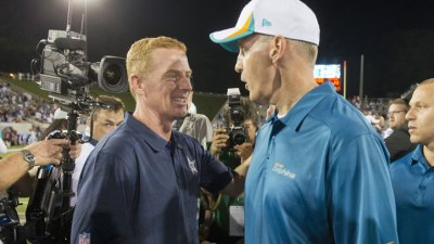 Cowboys Beat Dolphins in Hall of Fame Game