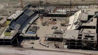 Milestone for Cowboys' Frisco Complex