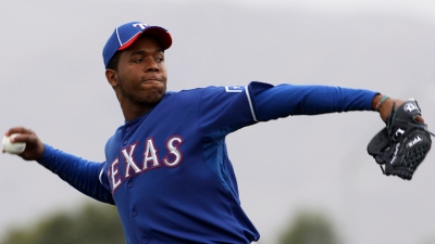 Split Rangers Top Indians