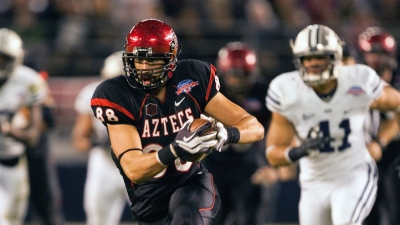 Cowboys Take San Diego State TE in Second Round
