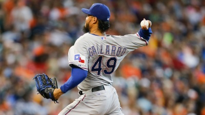 Gallardo Has Best Outing in a While