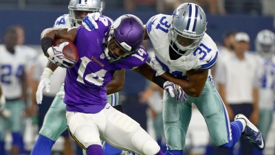 Cowboys Confident Byron Jones Can Handle Work at Two Positions