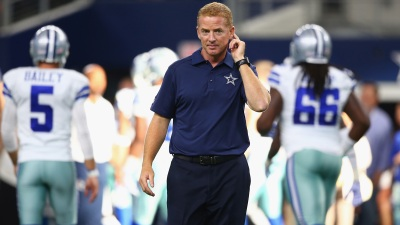 Absence of Downfield Throws Doesn't Bother Garrett