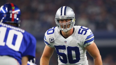 Cowboys LB Sean Lee Uses Past Injuries as Motivation