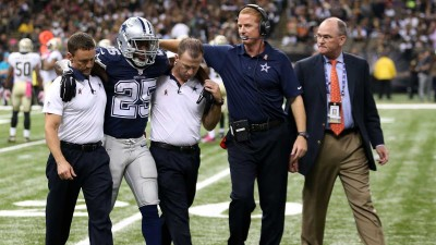 Already Depleted, Cowboys' Offense Will Struggle To Replace Dunbar