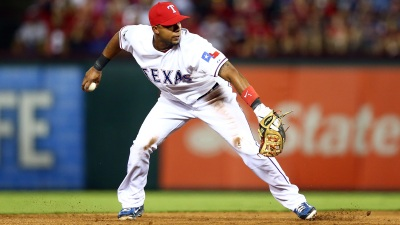 Tony Romo Helps Elvis Andrus Learn From Big-Game Miscues