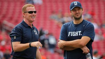 Fans Call for Tony Romo to Save Cowboys