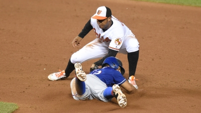 Rangers Held Down by Orioles Pitching Again, Lose 3-2