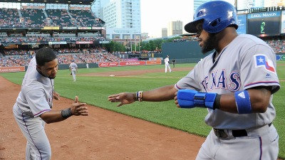 Rangers Beat Orioles, Avoid 3-Game Sweep