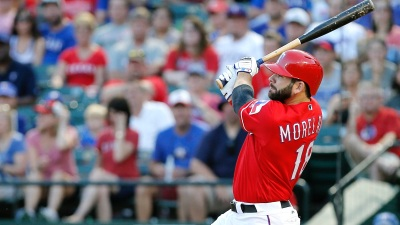 Moreland, Griffin Lead Rangers to 7-0 Win Over Indians