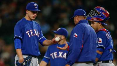 Seager, Lee Power Mariners Past Rangers 6-3