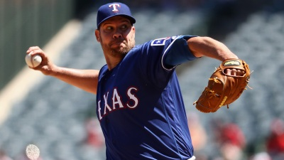 Lewis Working Toward Playoffs but Rangers Lose 5-2 to A's