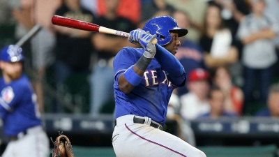 Profar Helps Rangers Rally in 9th for 3-2 Win Over Astros