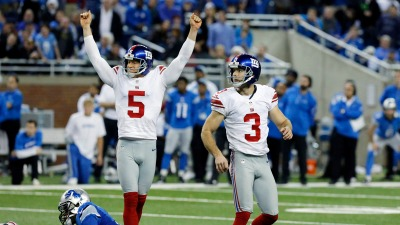 Giants Punter Rips Eagles' QBs