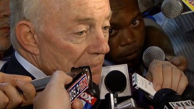 Jerry Thinks DeMarco Murray Could've Played