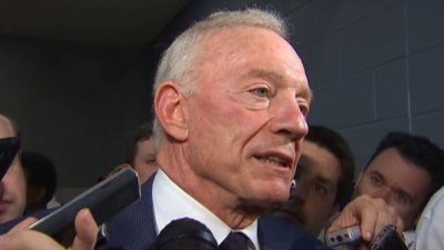 Jerry Jones Still Excited About Jason Garrett