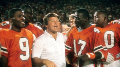 Jimmy Johnson Inducted Into College Football Hall of Fame