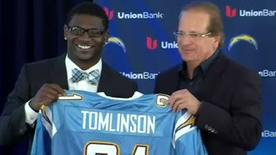 LT Retires as a Charger