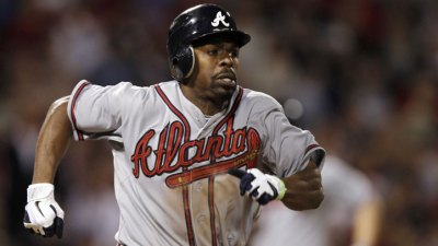 Bourn Signs With Cleveland