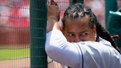 Rangers End Manny Experiment