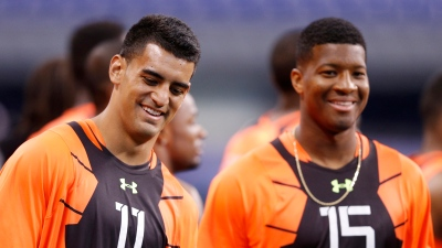 Cowboys' Top 3 NFL Draft Fits: QB