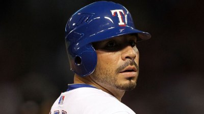 Rangers Grant Free Agency to INF Quintanilla