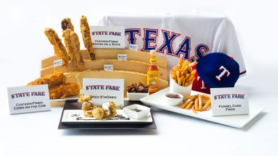 Rangers Introduce More Unhealthy Food