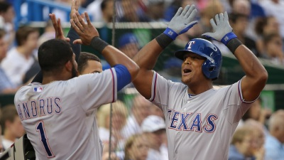 Beltre Named Rangers' Clemente Nominee