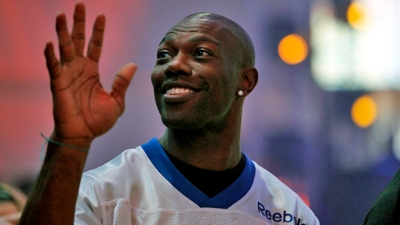 T.O. Visits Oxnard, Talks Cowboys Days