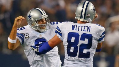 Witten Hopes Romo Gets to Continue to Play