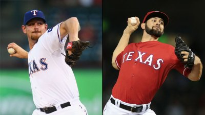 Rangers' 5th Starter Will Most Likely Be Named Nick