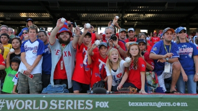 Rangers Reveal Fan Fest Schedule