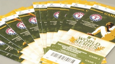 World Series Tickets Available